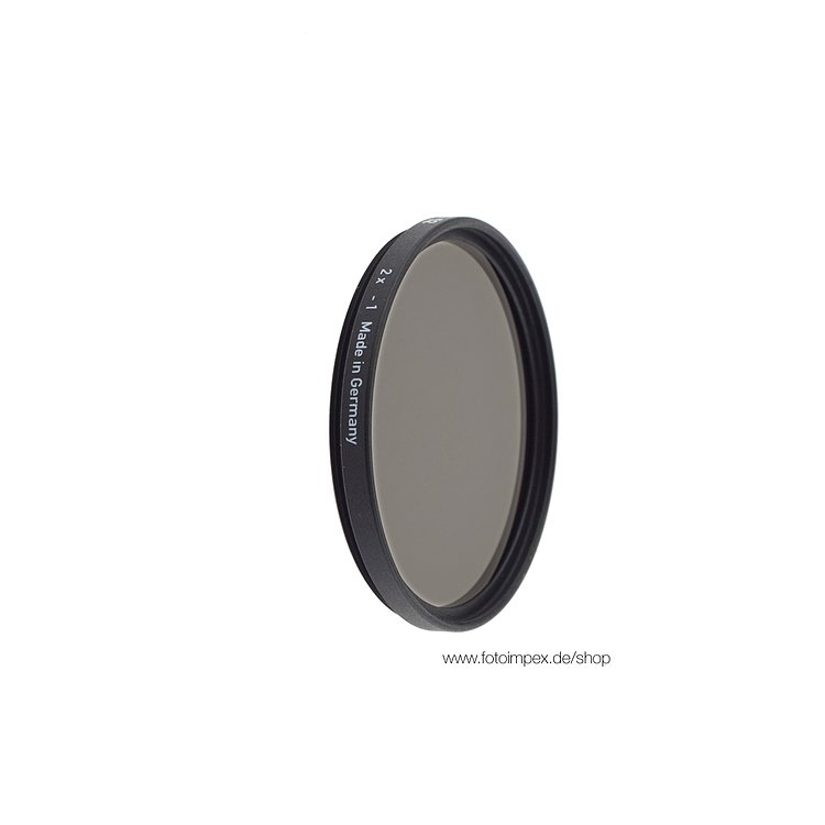 Bild 1 - HELIOPAN Filter Neutral Density 1,2 - Diameter: 52mm