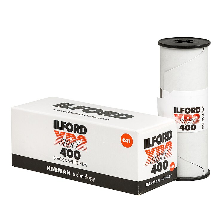 Bild 1 - ILFORD XP-2 Super 120 Medium Format Film