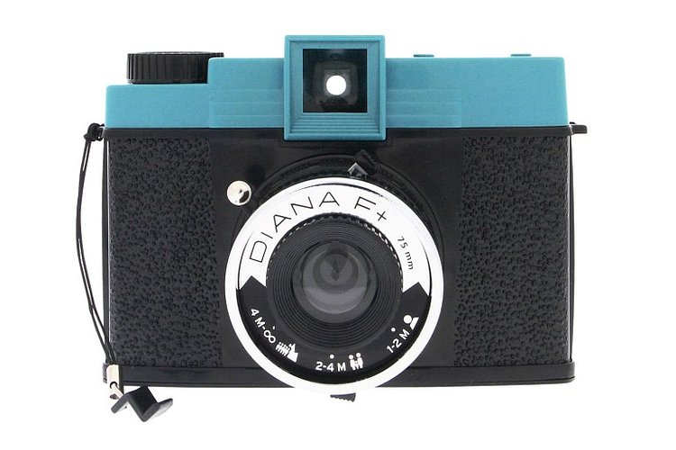 Bild 1 - LOMO Diana F+ Camera Package