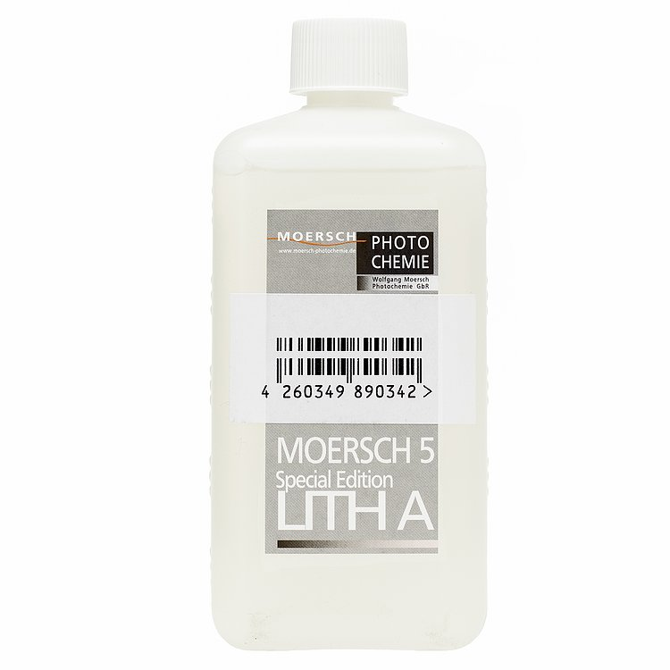 Bild 1 - MOERSCH Lith A Developer 500ml Concentrate