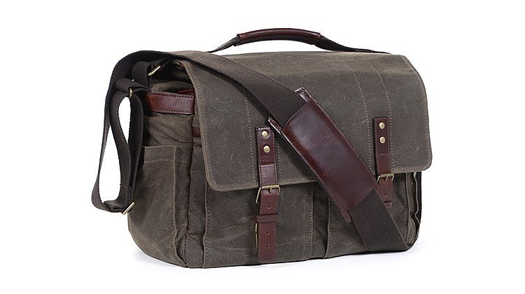 Bild 1 - ONA Astoria Camera Bag Dark Tan