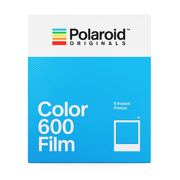 Bild 1 - POLAROID ORIGINALS Color Film für Polaroid 600er Kameras