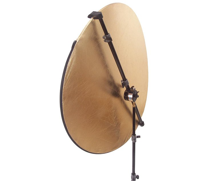 Bild 1 - ADOLIGHT Reflector Holder 48cm -> 122cm