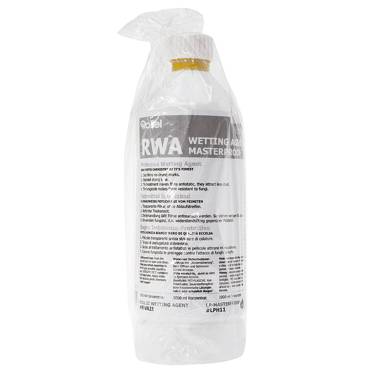 Bild 1 - ROLLEI RWA Wetting Agent 1000 ml Concentrate