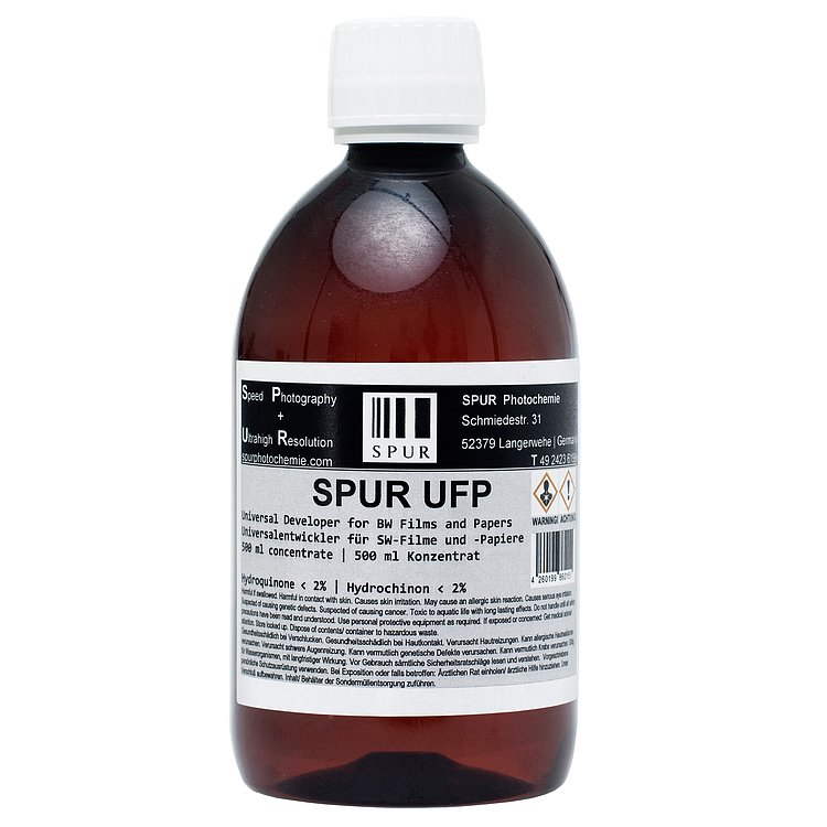 Bild 1 - SPUR UFP Universal Developer 500 ml