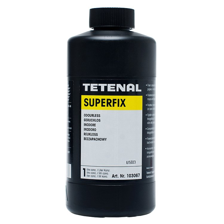 Bild 1 - TETENAL Superfix Odourless 1000 ml Concentrate