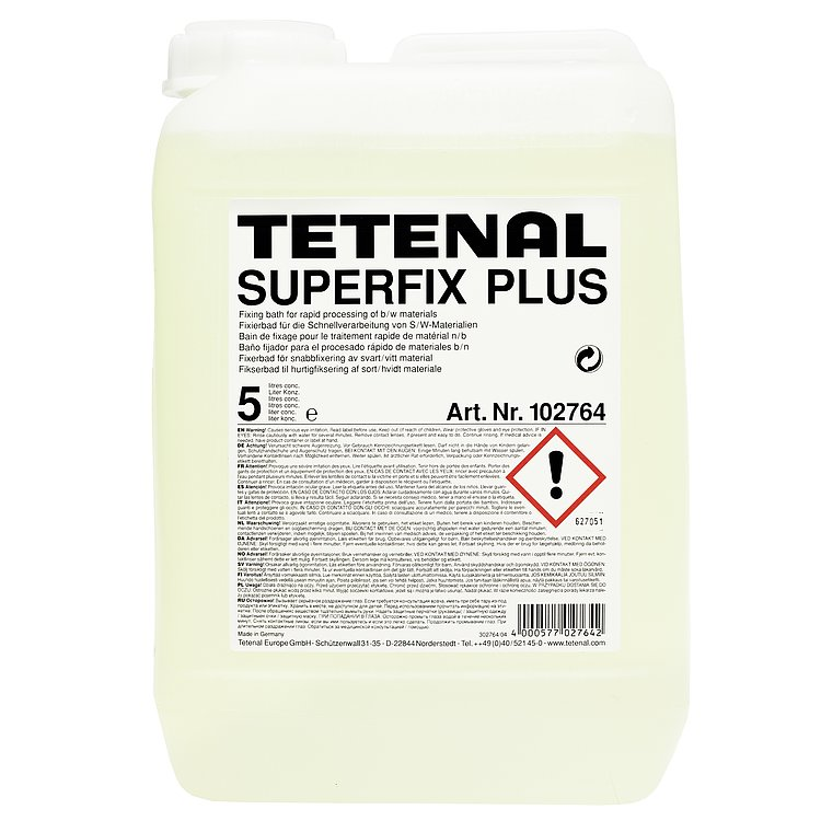Bild 1 - TETENAL Superfix Plus 5000 ml Concentrate