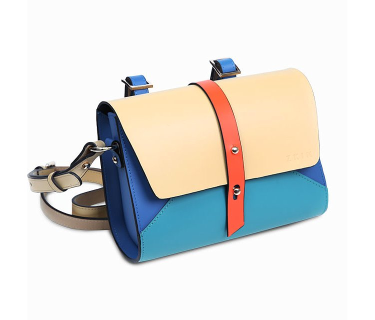 Bild 1 - ZKIN Harpy Camera Bag Aqua Blue
