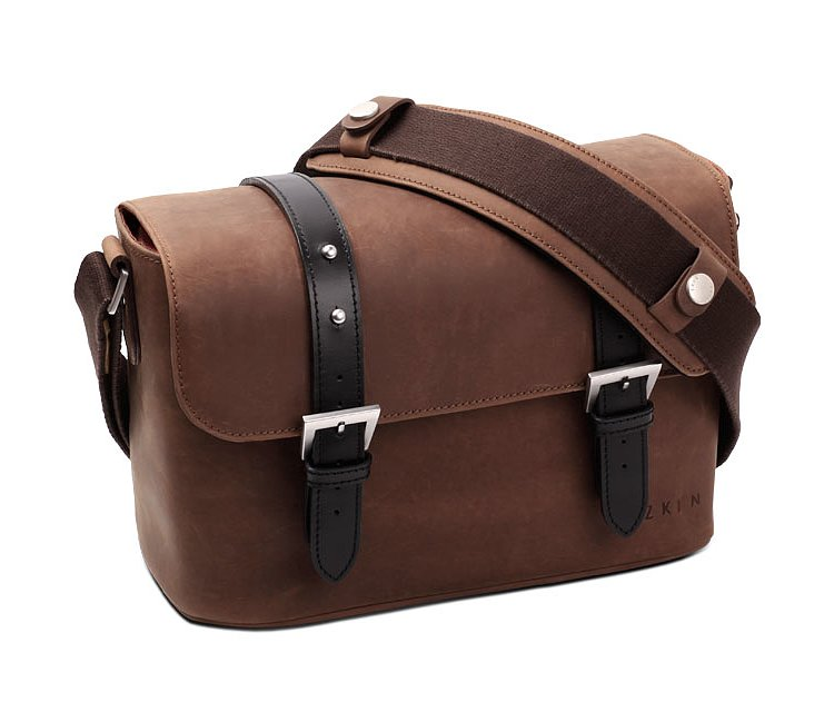 Bild 1 - ZKIN Ropen T Camera Bag Rock Brown