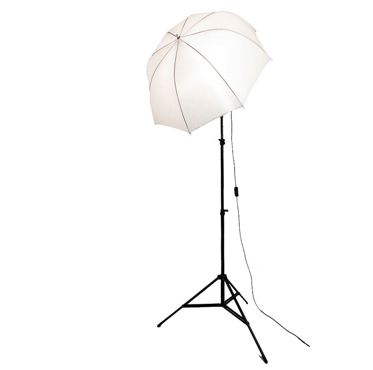 Bild 1 - ADOLIGHT Umbrella Softbox 70 cm