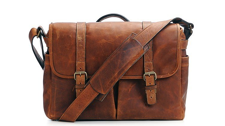 Bild 1 - ONA Brixton Antique Cognac Leather Camera Bag