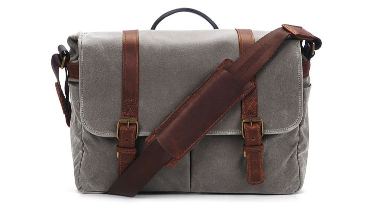 Bild 1 - ONA Brixton Smoke Camera Bag