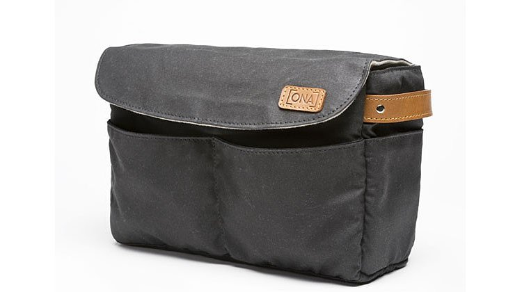 Bild 1 - ONA Roma Black Camera Bag