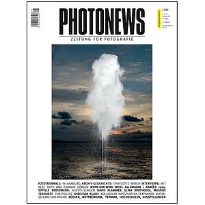BOOK/MAGAZINE PhotoNews - Photography Magazine (German Language)