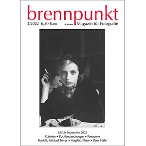 BOOK/MAGAZINE Brennpunkt Magazine For Photography (German Language)