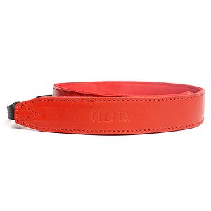 CIESTA Camera Belt L30 Leather Red