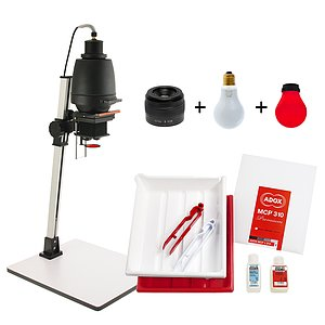 FOTOIMPEX Analog Starter Kit Entire Photographic Laboratory For 35mm