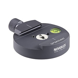NOVOFLEX Manual Quick Release Plate Q=Mount