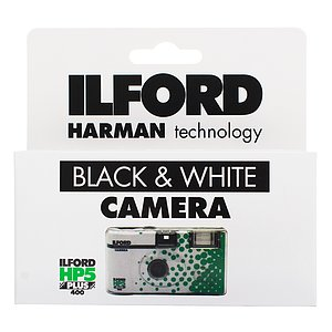 ILFORD Single Use Camera HP5 135-27