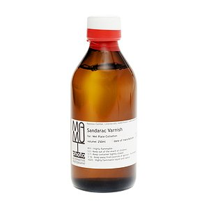 MAMUTPHOTO Sandarac Varnish 250 ml Concentrate