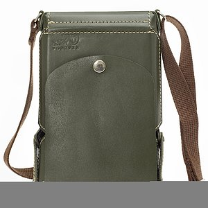 MINT Olive Everready Bag (Polaroid Vintage item)