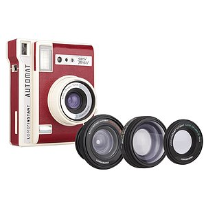 LOMO Instant Automat & Lenses - South Beach Camera Set