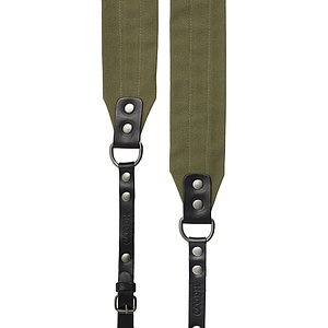 COOPH Camerastrap Canvas Black - Military