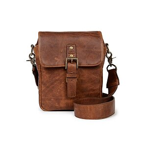ONA The Bond Street Antique Cognac Leather