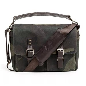 ONA Prince Street Camouflage Camera Bag Limited Edition