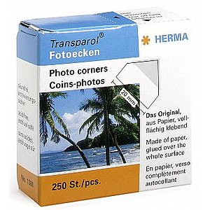 HERMA photo corners 250 pieces 1380