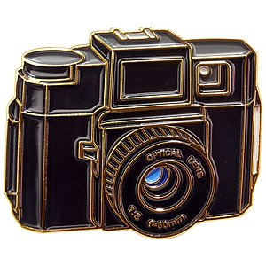 OFFICIAL EXCLUSIVE HOLGA Pin