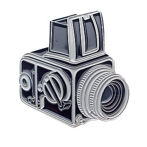 OFFICIAL EXCLUSIVE Hasselblad Pin