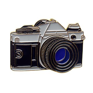 OFFICIAL EXCLUSIVE SLR Camera Pin