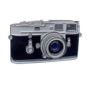 OFFICIAL EXCLUSIVE Classic Rangefinder Pin