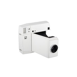 LOMO Instant Square Camera - White