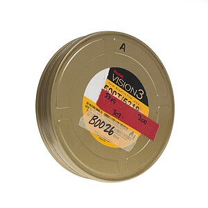 KODAK Empty (small) Kodak Motion Picture Filmcan 400ft / 122 Meter