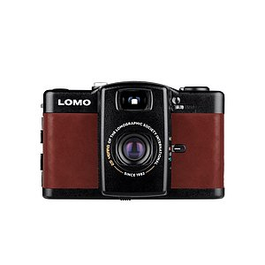 LOMO LC-A+ 35 mm Camera (25th Anniversary Edition)