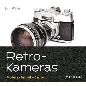 BOOK/MAGAZINE Retro-Kameras Modelle - Technik - Design