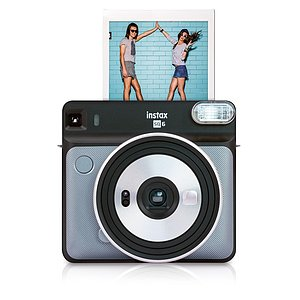 FUJI Instax Square SQ6 Instant Camera grey
