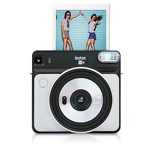 FUJI Instax Square SQ6 Instant Camera white