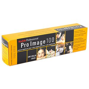 KODAK Professional Pro Image 100 135/36 Pack of 5