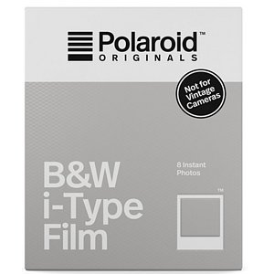 POLAROID ORIGINALS B&W Film for I Type