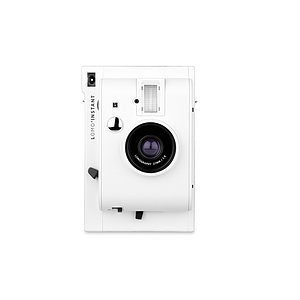 LOMO Instant White with lenses