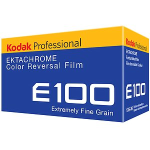 KODAK Ektachrome E100 35 mm