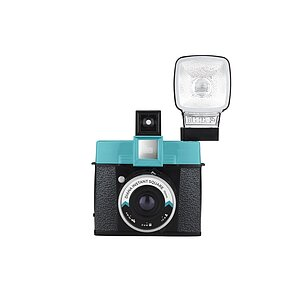 LOMO Diana Instant Square Camera with Flash