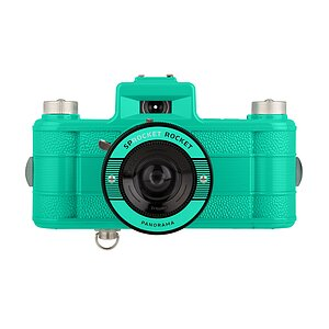 LOMO Sprocket Rocket Teal 2.0