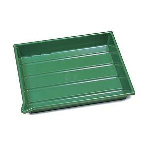 AP Developing Tray 13x18 cm / 5x7 inch green