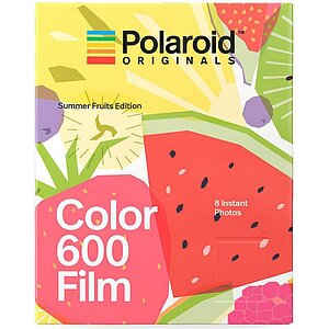 POLAROID ORIGINALS Color Film for 600 Summer Fruits with 8 exposures