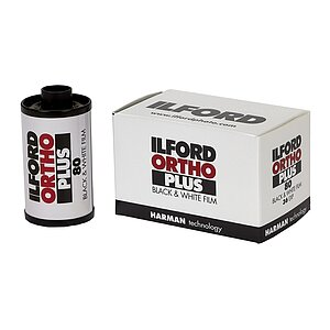 ILFORD ILFORD ORTHO PLUS 80 135