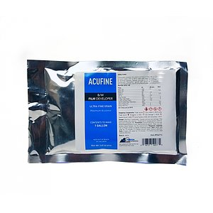 BRANDESS/KALT/AETNA Brandess Acufine Negative Developer To Make 1 Gallon (3,8 L)